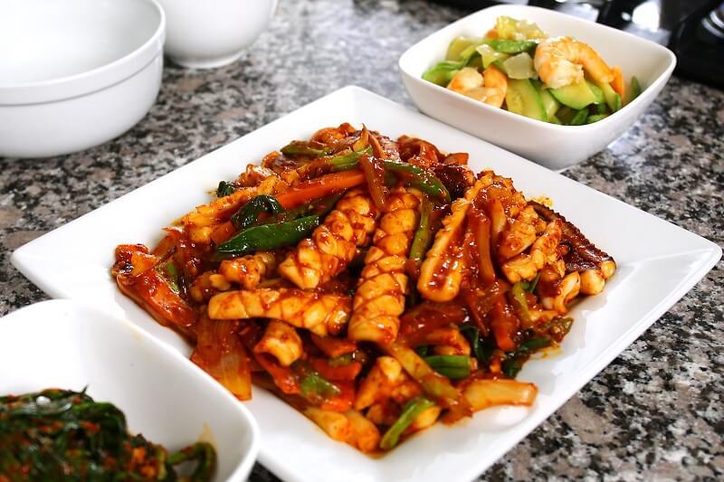 Bokkeum (Stir-fried dish)