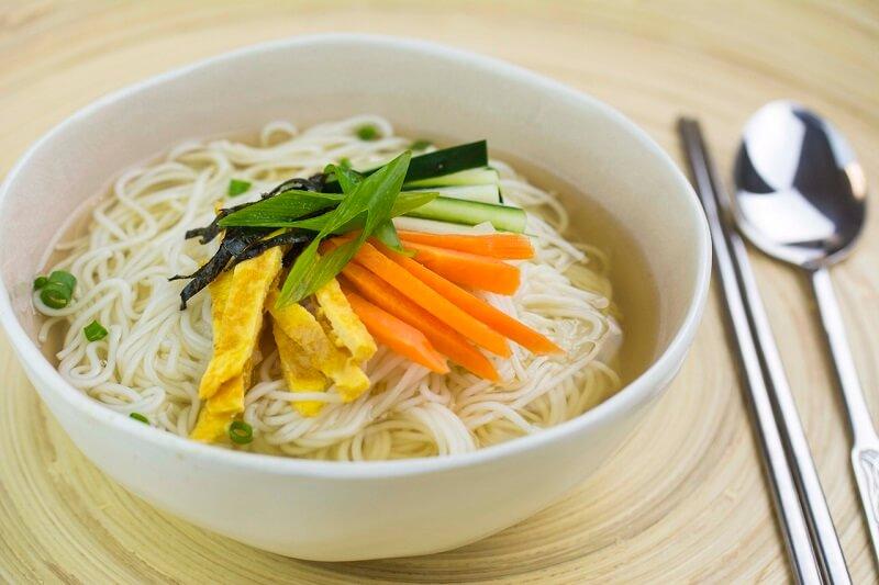 Guksu (Noodles)