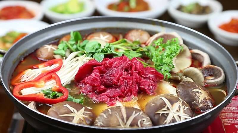 Jeongol (Hot pot)