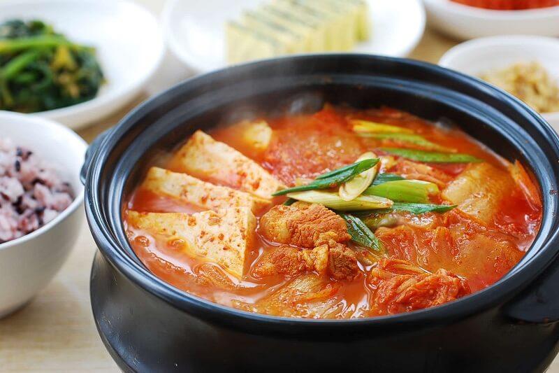 Jjigae (Stew)