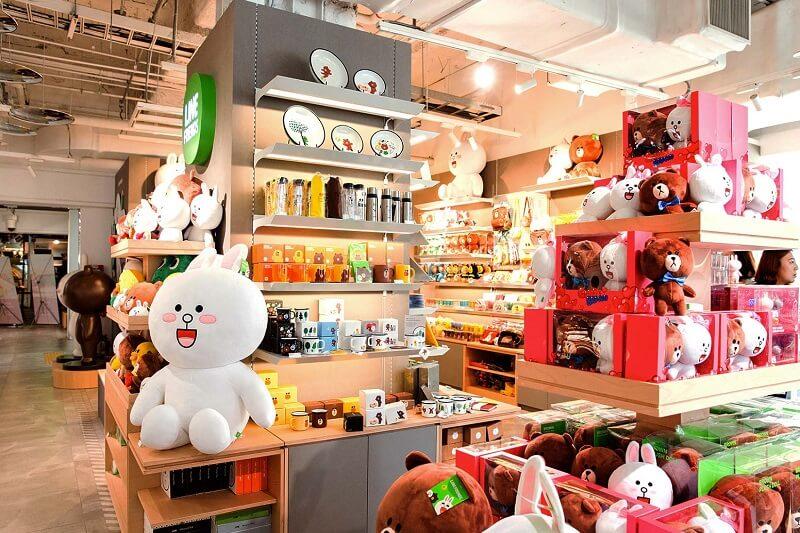 Character store so beautiful
