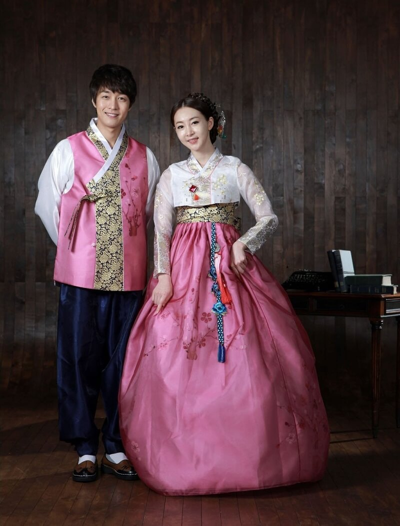 Hanbok Korean