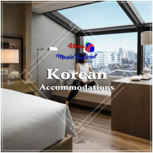 Korean Accommodations