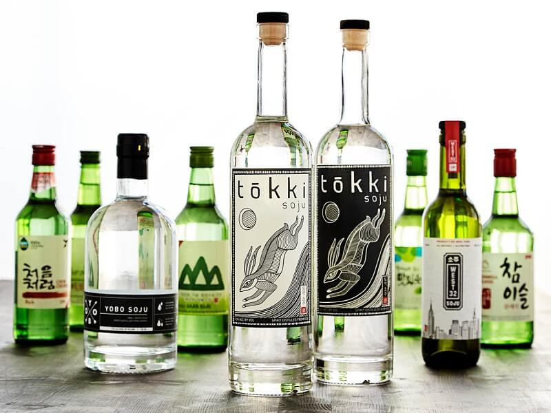 Korean Traditional Alcohol