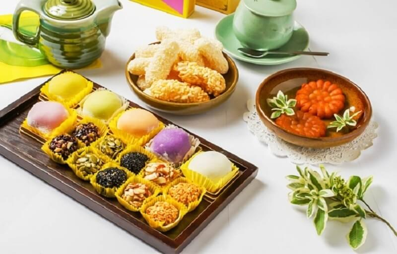 Korean Traditional Snacks