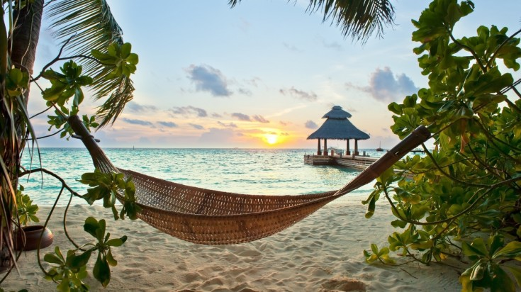 Maldives is emerging as the ultimate honeymooers' destination in Asia.
