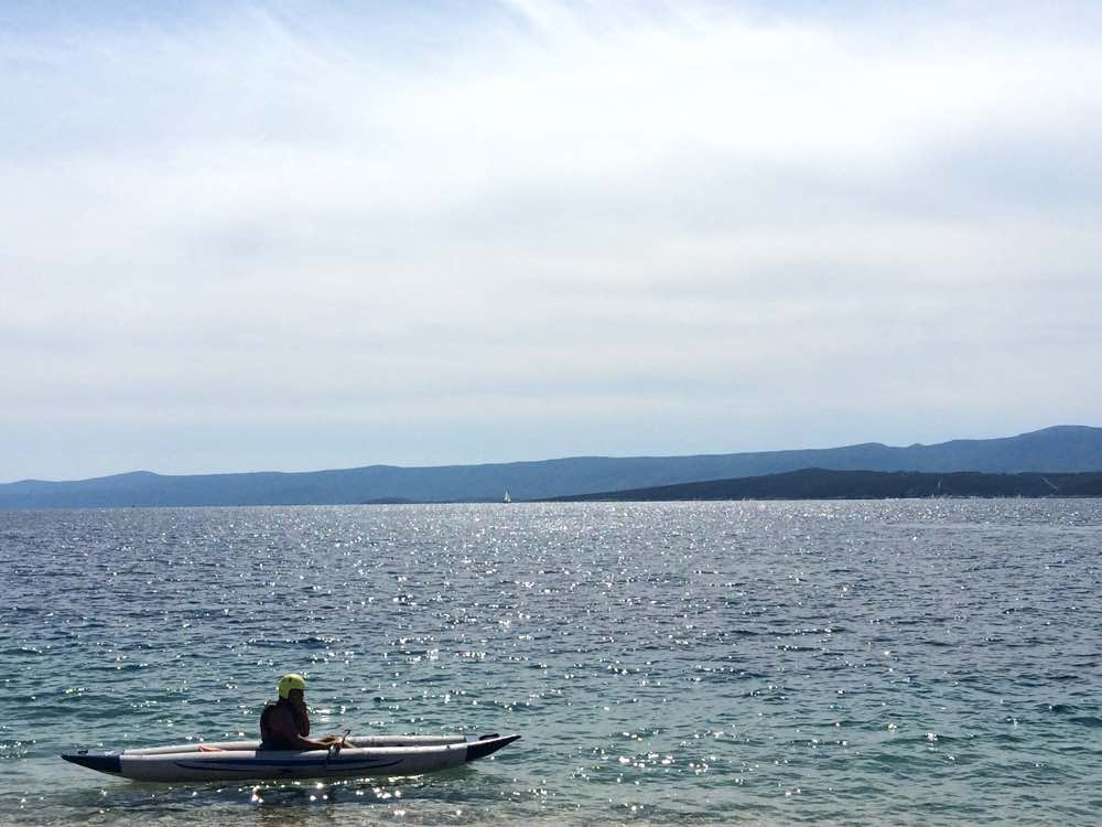 Adriatic Kayak