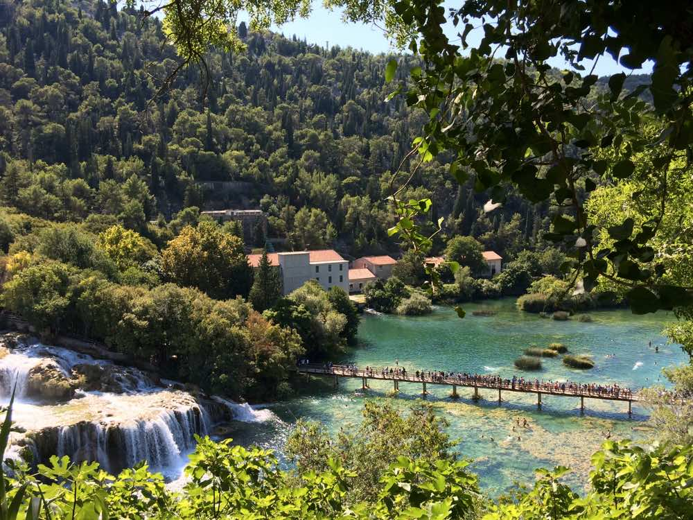 croatia road trip all you need to know - krka national park