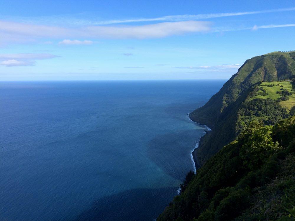 itinerary of São Miguel azores portugal - Miradouro Ponta Sossego