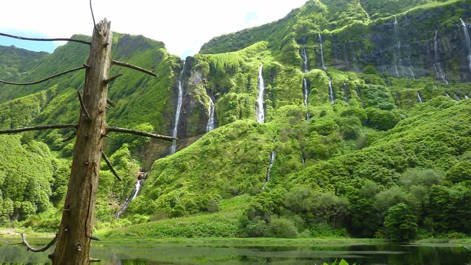 flores island azores itinerary