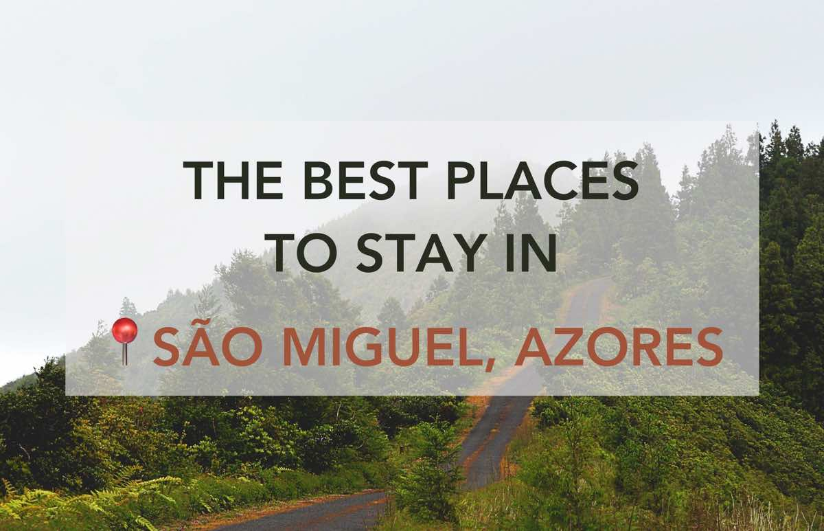 sao miguel hotels guesthouses