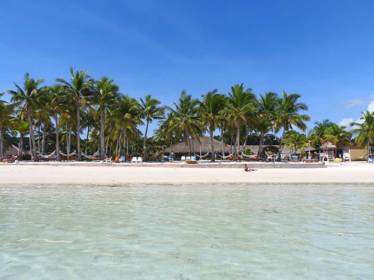 bohol philippines travel guide budget itinerary dumaluan beach