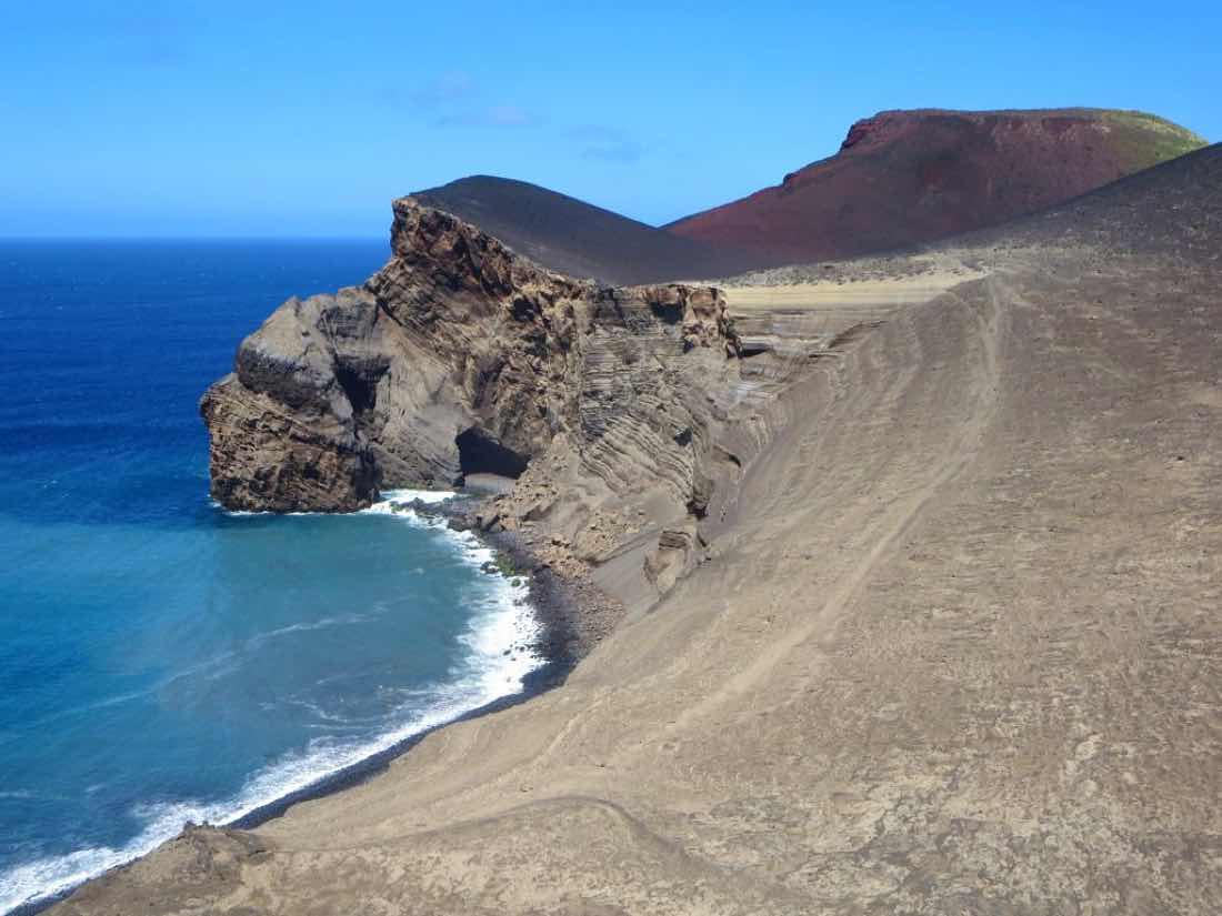 faial island itinerary azores capelinhos