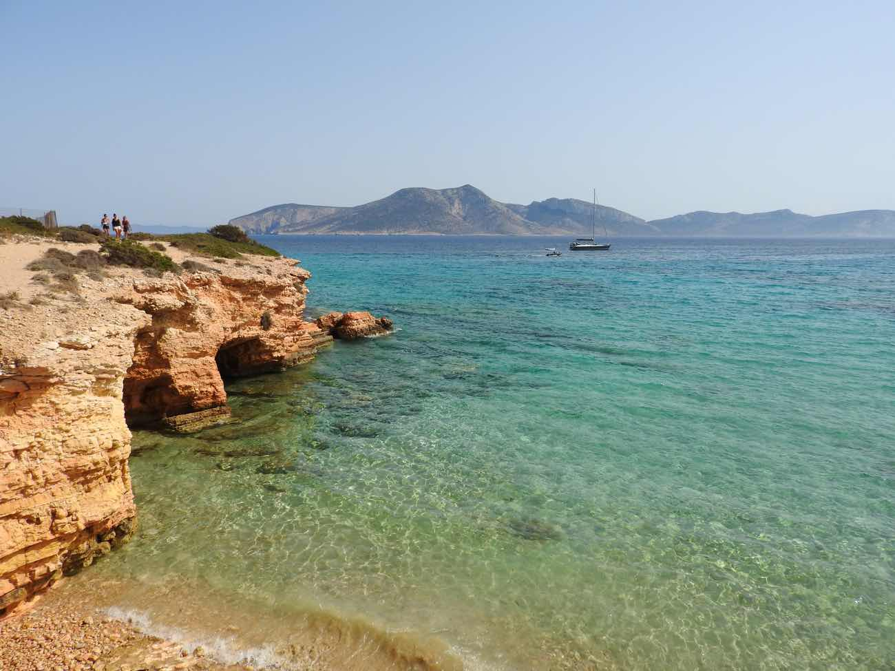 greece itinerary koufonisia island blog