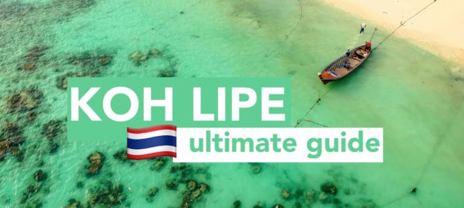 Koh Lipe Blog | Travel Guide To Thailand's Paradise (2019-Ready)