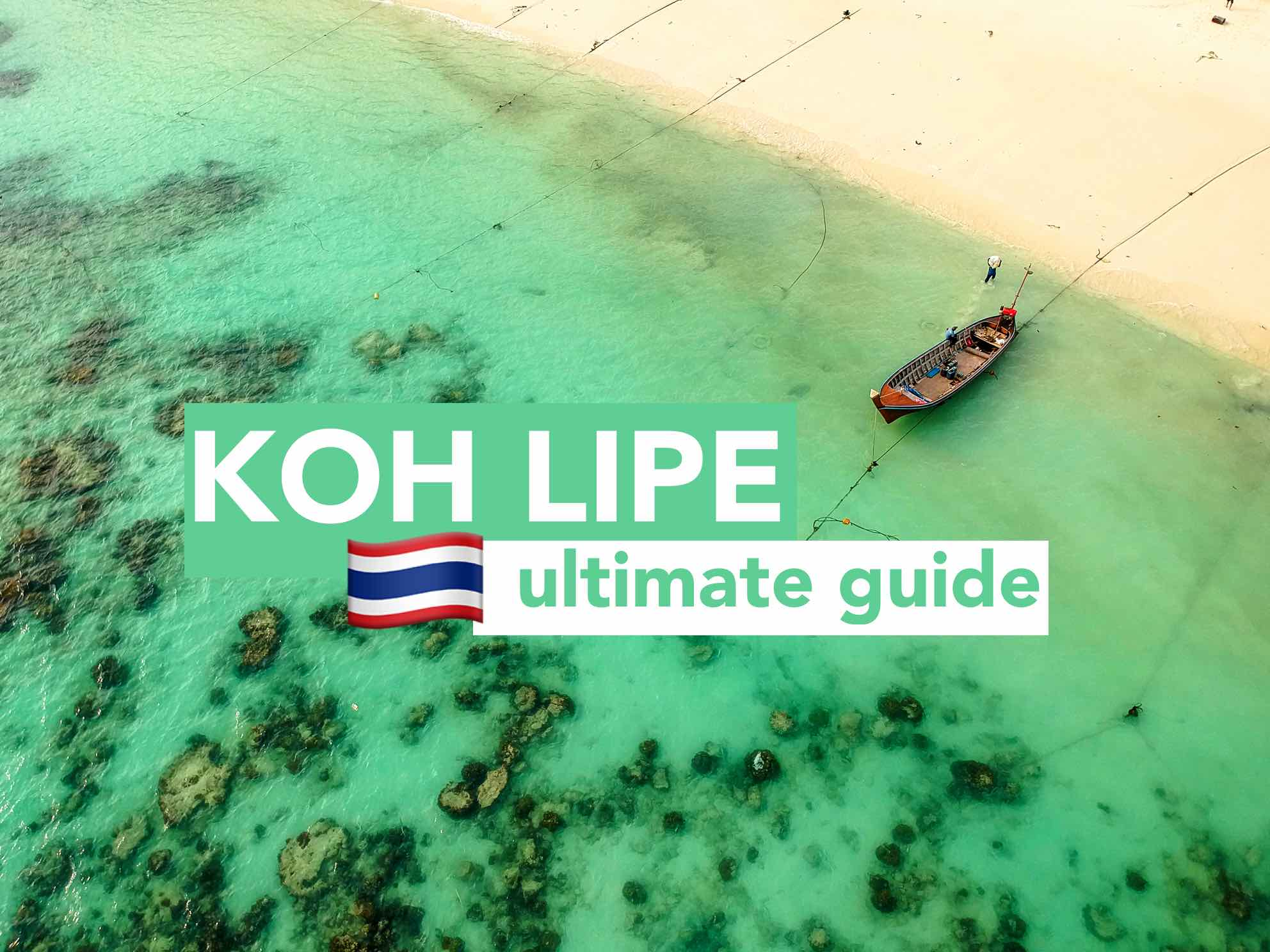 thailand island hopping backpacking