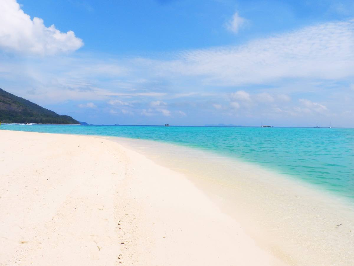 guide koh lipe paradise sunrise beach
