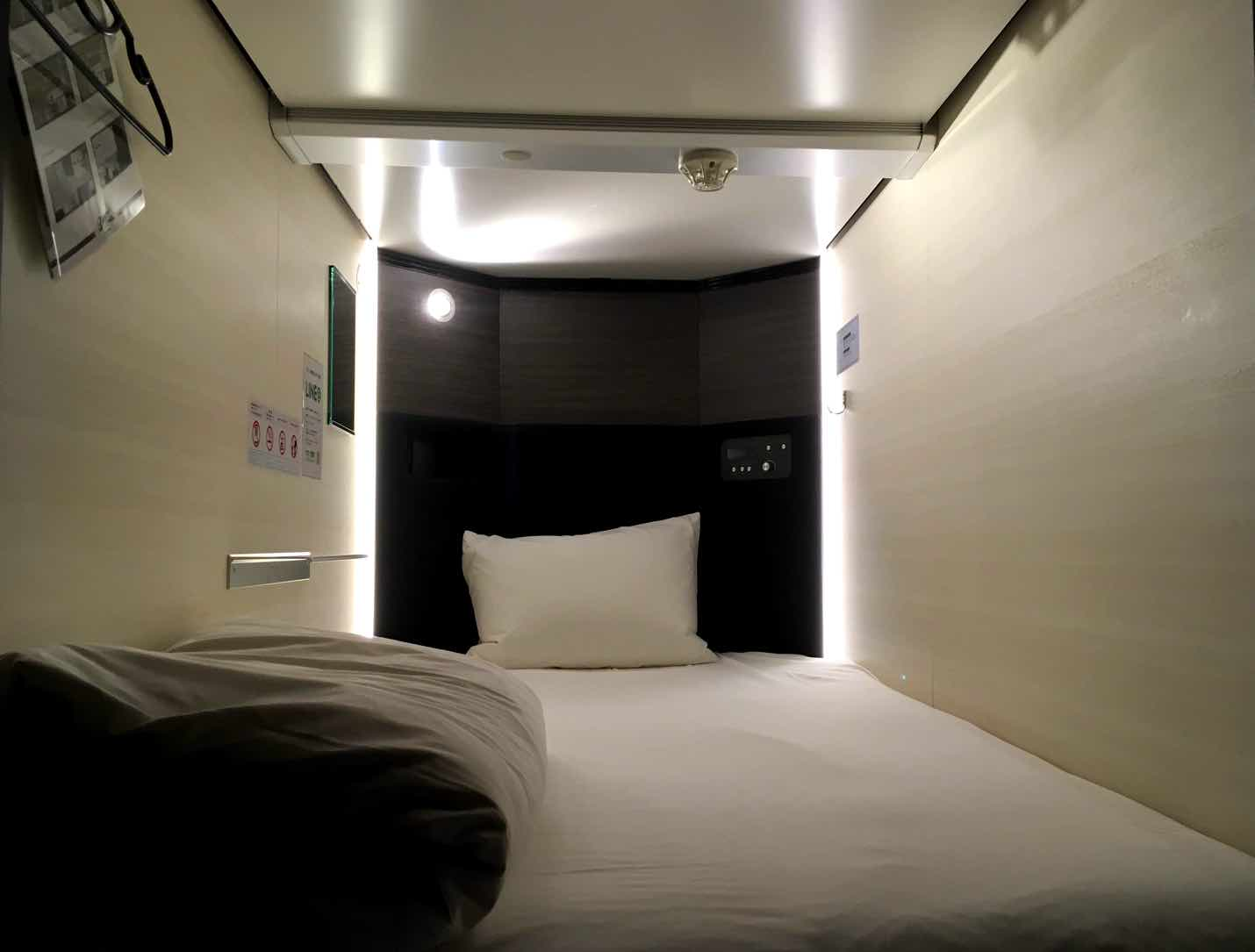 japan things to know capsule hotel tips