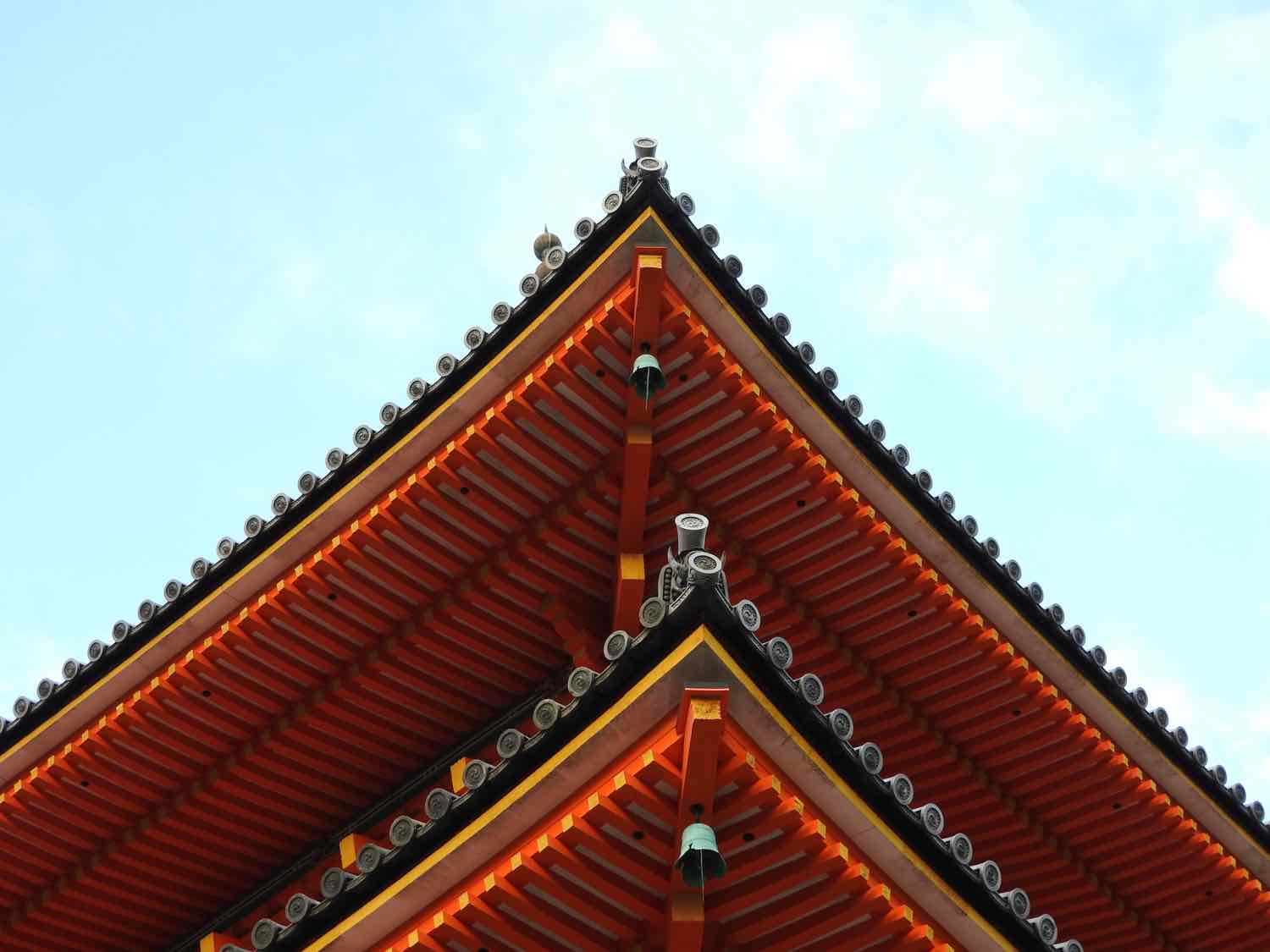 japan travel tips temple kyoto