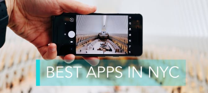 13 Essential Apps to Explore New York City