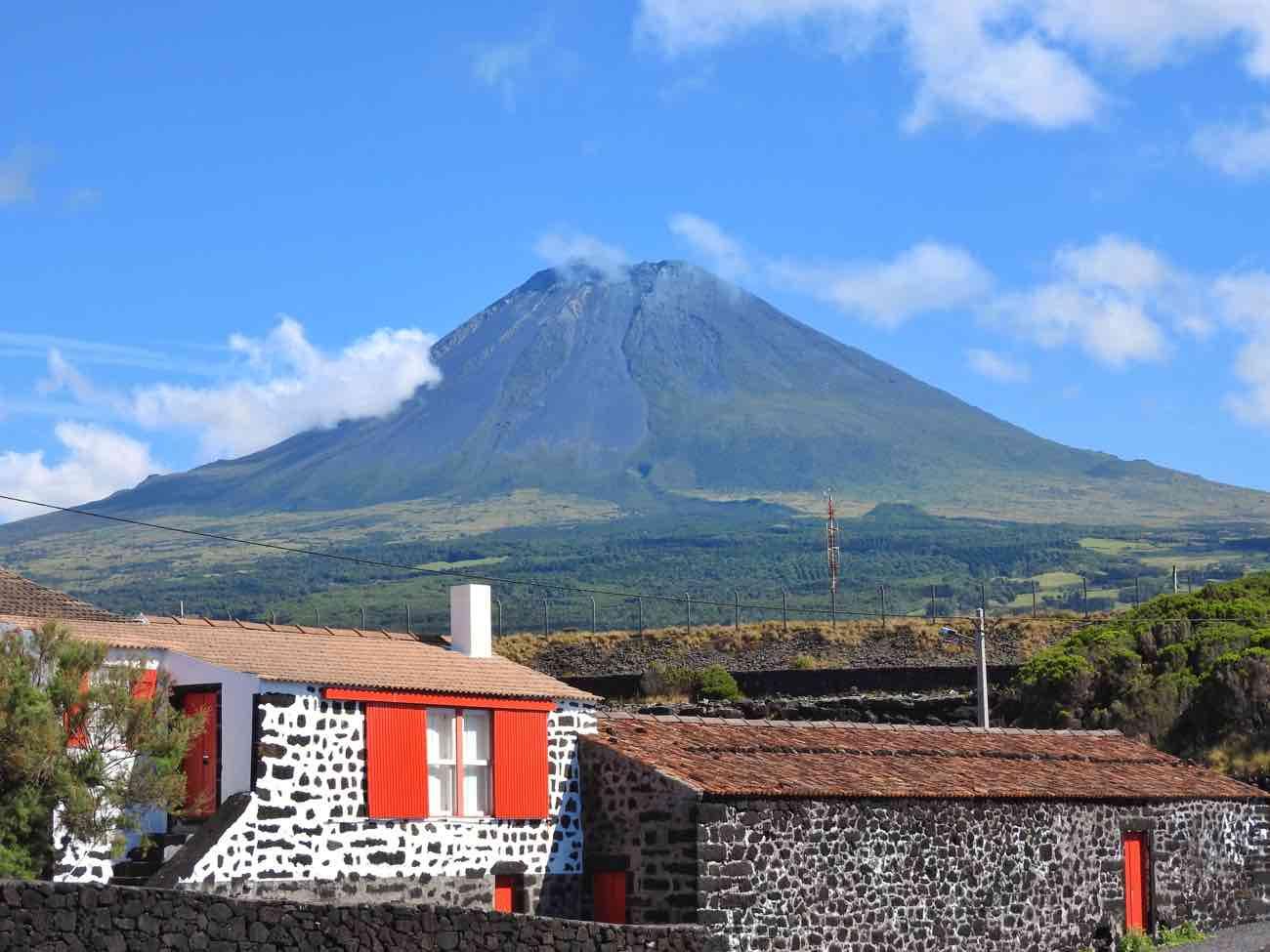 pico travel itinerary azores