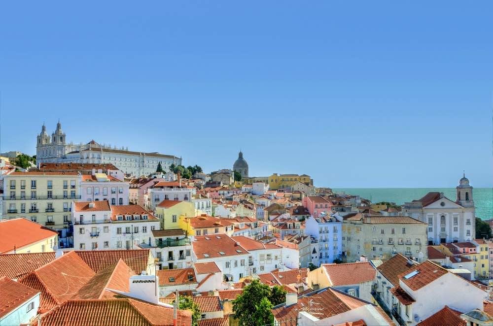 Lisboa portugal road trip itinerary