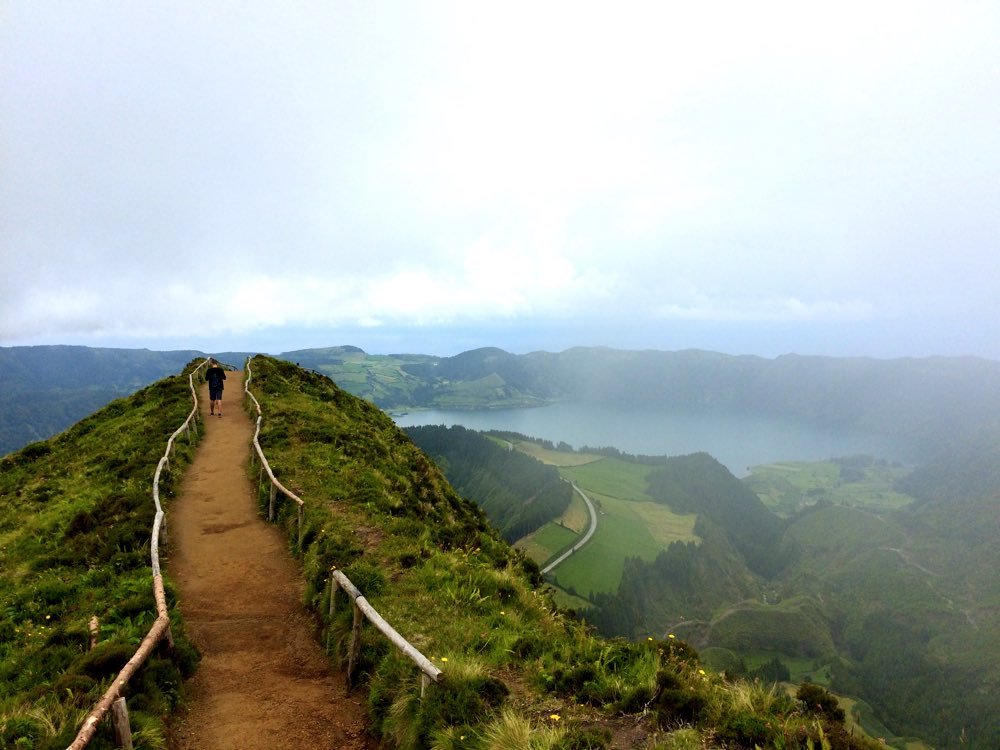 reasons to visit Portugal - azores