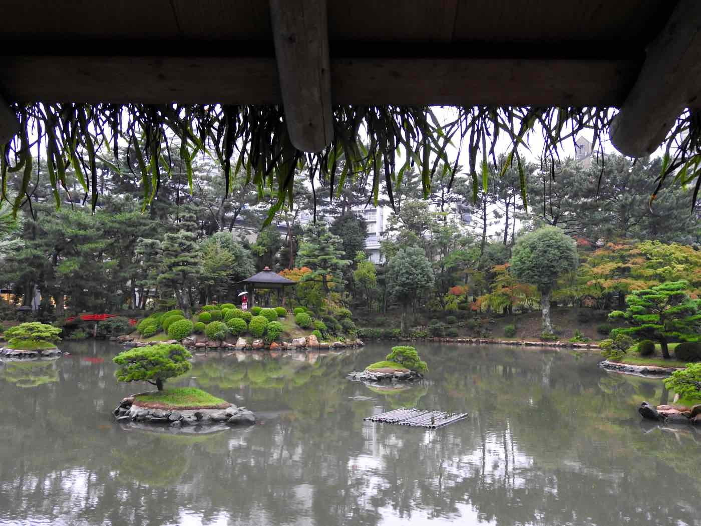 japan itinerary for first time hiroshima garden