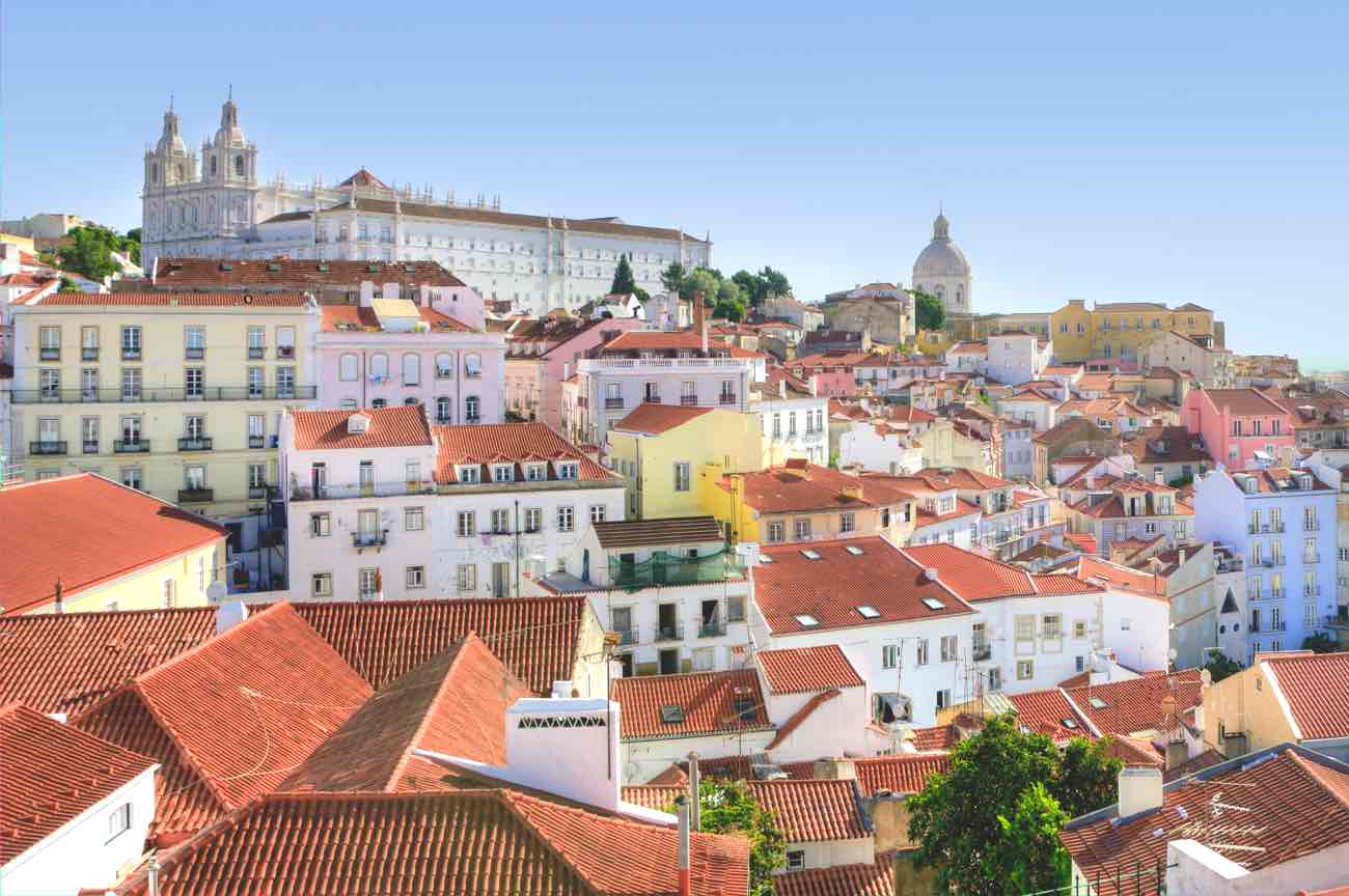 lisbon 3 day itinerary alfama district what to see and do lisbon