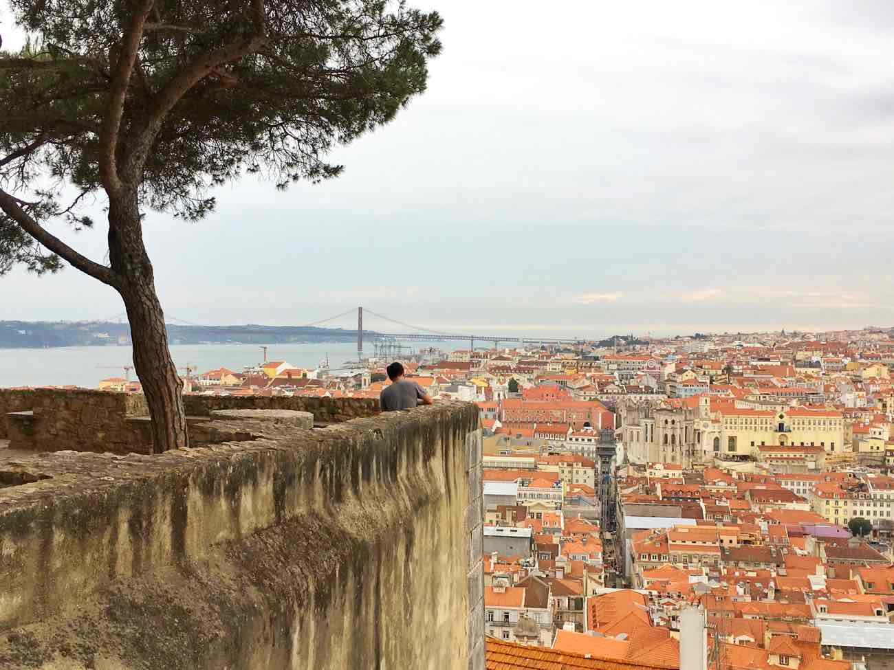 lisbon itinerary for 3 days sao jorge castle what to see and do lisbon