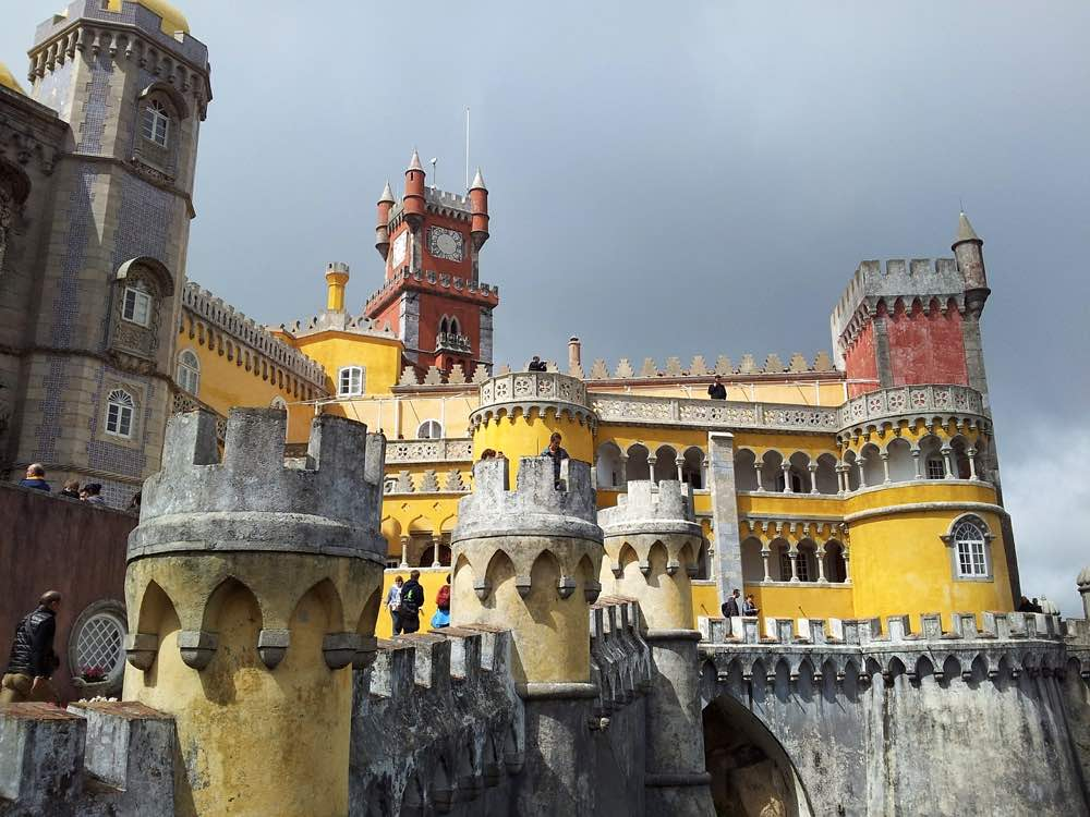 reasons to go to Portugal - Castle in Sintra