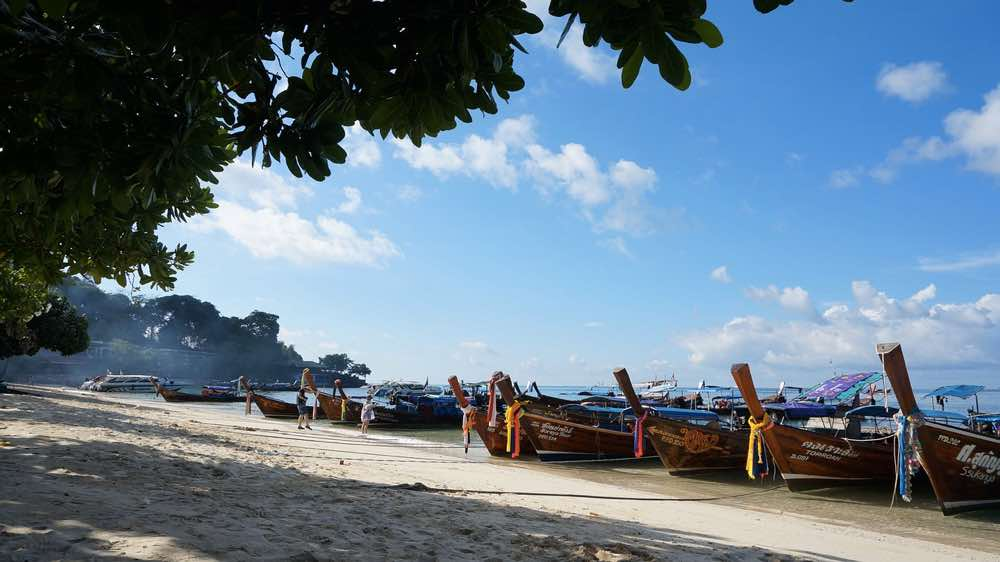 thailand island hopping koh phi phi don
