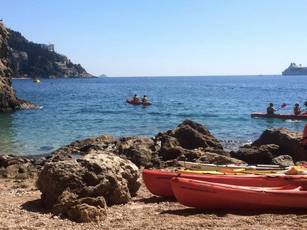 Experiences in Dalmatian coast - Sea Kayak Dubrovnik