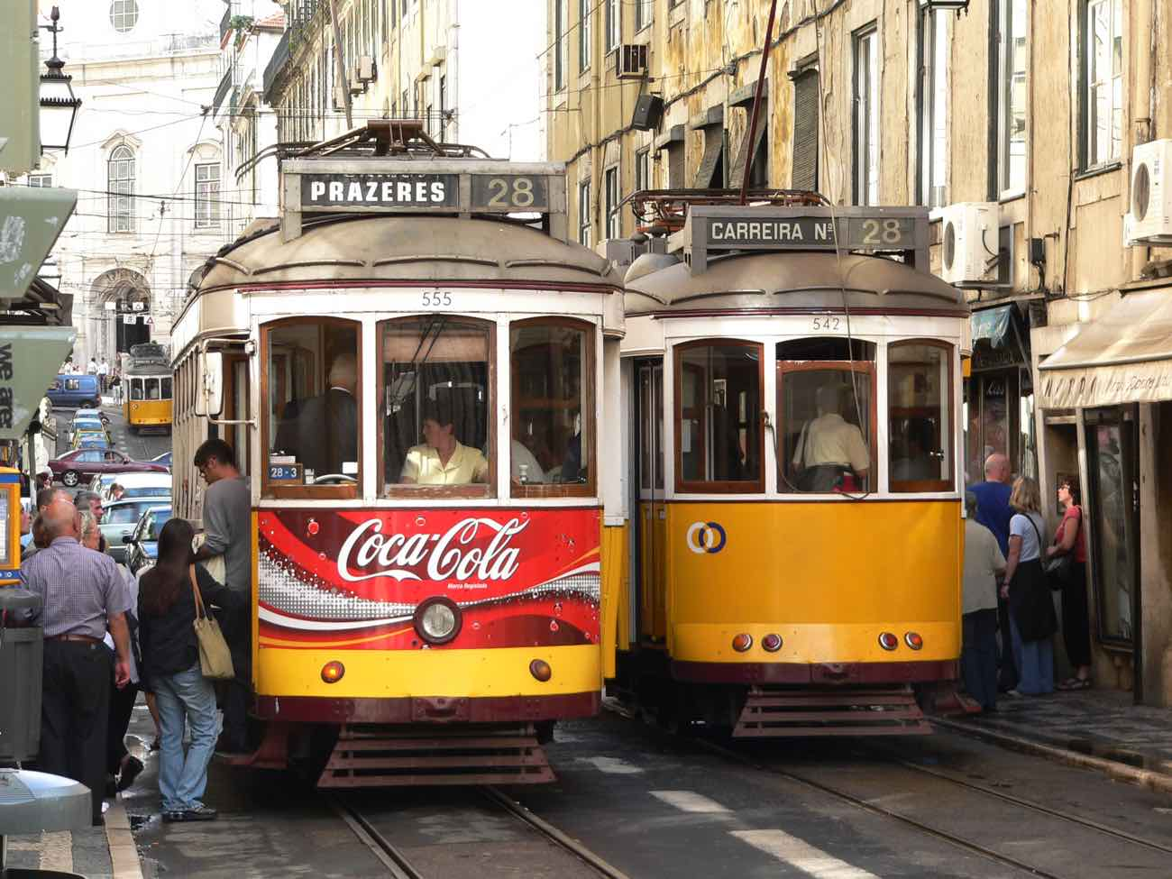 travel blog lisbon city guide tram 28