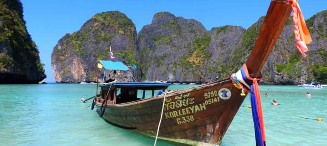 An Awesome 2-Week Thailand Itinerary (For First Timers)