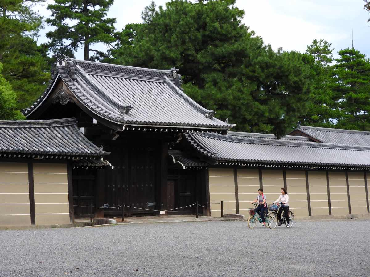 Kyoto things to do nijo castle