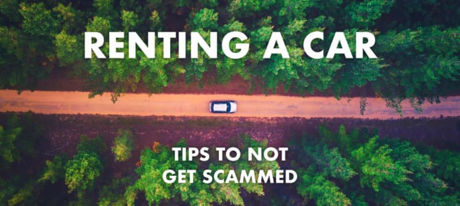A Guide to Rent a Car With no Scams