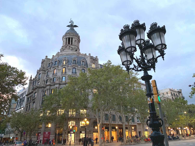 barcelona insider guide blog passeig gracia