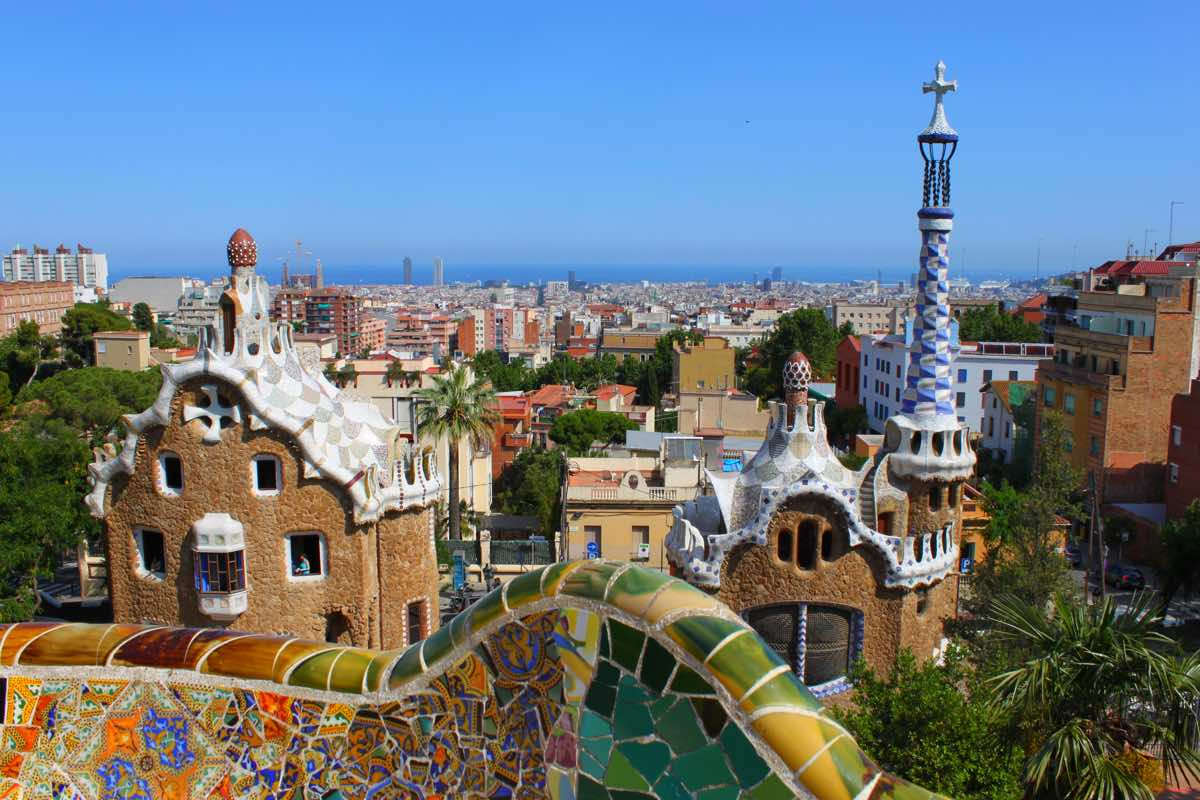 barcelona travel blog top barcelona attractions park guell