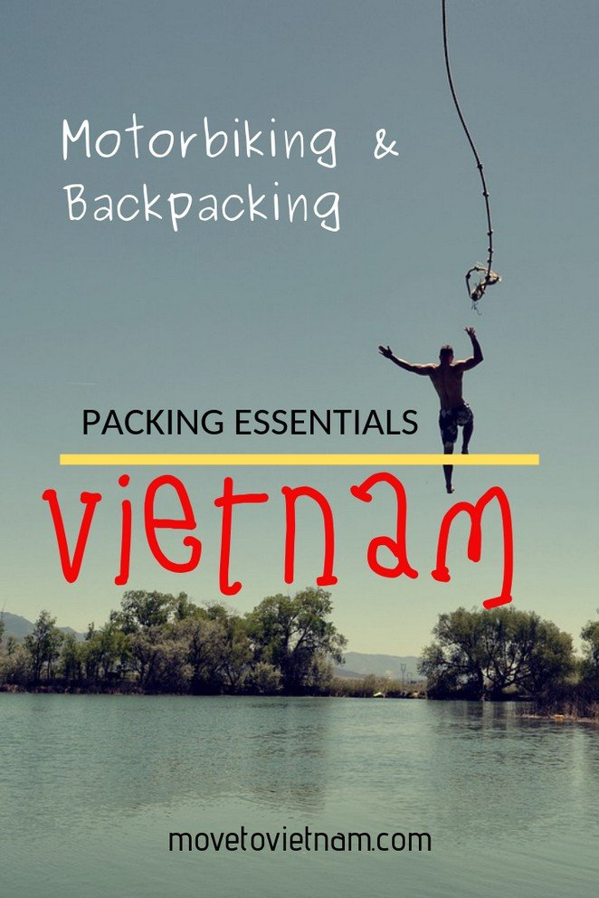 Heading to Vietnam soon, are you? If you are unsure what to pack for your trip to Vietnam, check out this Vietnam packing list both for men and women. Just pack the travel essentials, there are tips too! #vietnampackinglist #whattopackforvietnam #vietnamtravelessentials