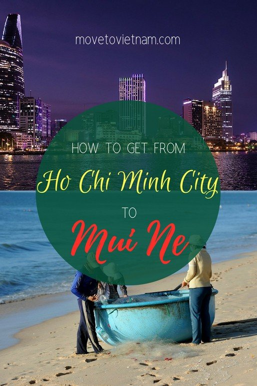 Here are the different ways to get from Ho Chi Minh City to Mui Ne; via bus, train, and motorbike. #hochiminhtomuine #hochiminh #muine
